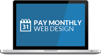 pay monthly website design